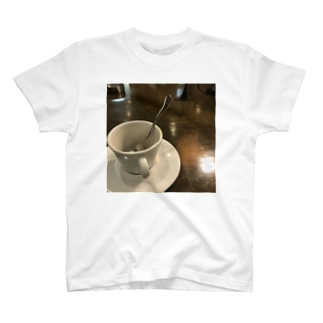 20mouseの飲み終わりコーヒー T-shirts