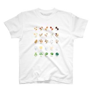 小鳥のごはん T-shirts