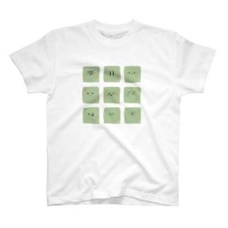 色々あろえ T-shirts