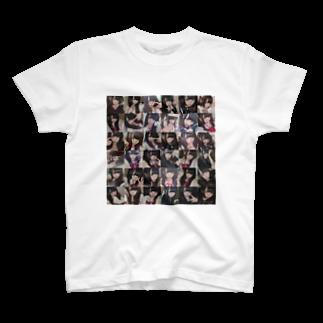 れ の っ 🐶 ❕のれのちゃん承認欲求Tしゃつ T-shirts
