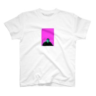 釈迦釈迦社会貢献 T-shirts