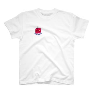 塩味りんごのそるてぃー T-shirts