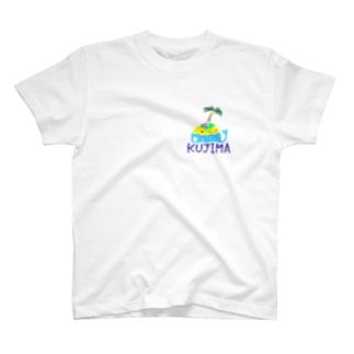 くじま T-shirts