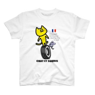 タイヤ T-shirts