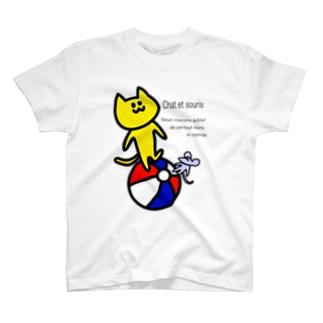 タマノリ T-shirts