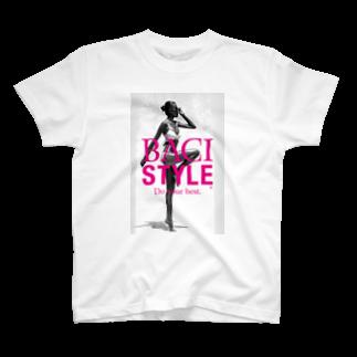 BACI  fashionの02-A T-shirts