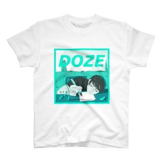 微睡み T-shirts