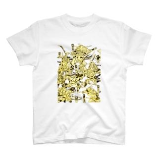 獣太平記 干支組 T-shirts
