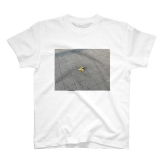 バナナのTシャツ T-shirts