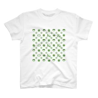 オクラモノグラム T-shirts