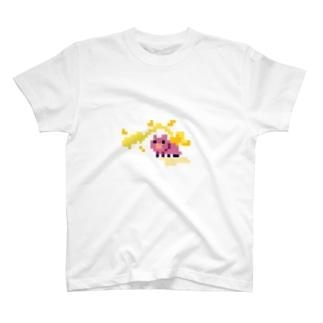 背脂ビーム T-shirts