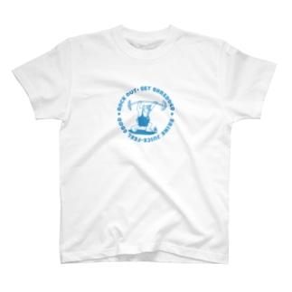 upup.きんとれくまさん T-shirts