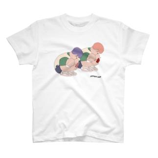 マルガリピンク T-shirts