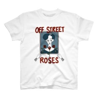 路地裏ROSES T-shirts
