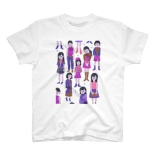 あおベロス T-shirts
