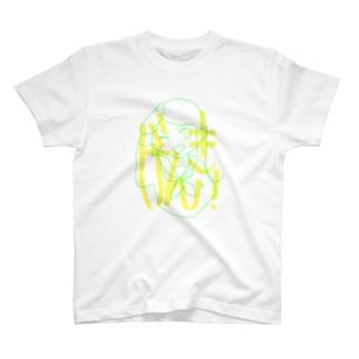 もじT(げんき!) T-shirts