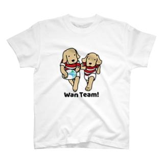 ラグビー Wan Team T-shirts