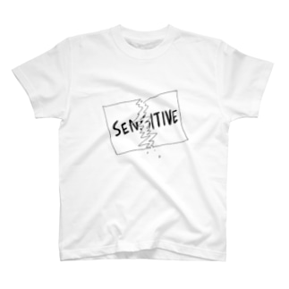 SENSITIVE T-shirts