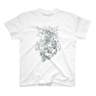 inspirit1【a.ver】 T-shirts