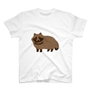 たぬきくん T-shirts