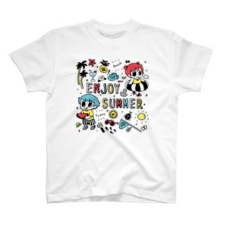 エンジョイサマー T-shirts