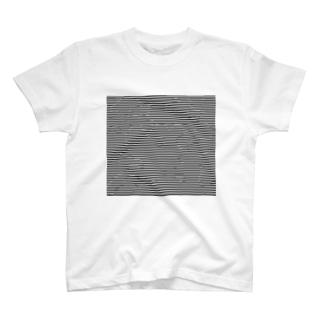 ボーダー T-shirts