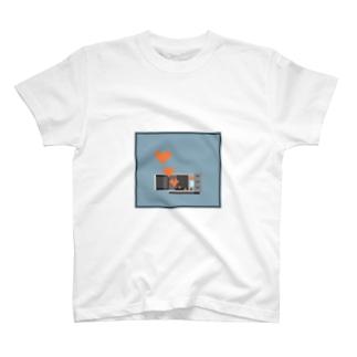 電子レンジ T-shirts