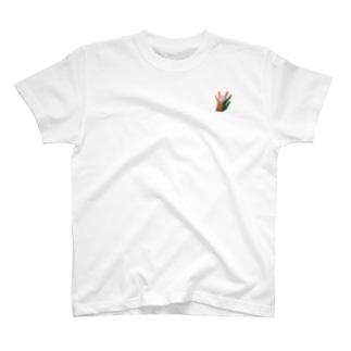 ハムけつ dark ver. T-shirts