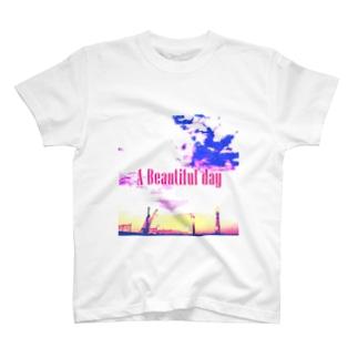 綺麗な1日の終わり T-shirts