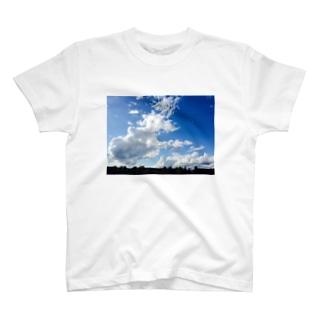 """""""青空たいむ"""" T-shirts"""