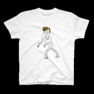 えむらぼのジャスティン(14) T-shirts