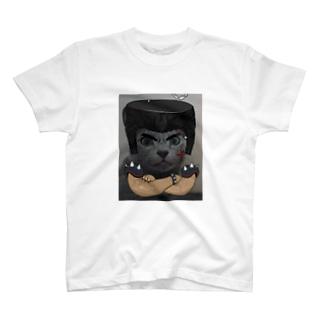 ぎんざまゆげ T-shirts