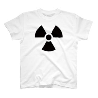 レディオアクティヴィティー -1- T-shirts