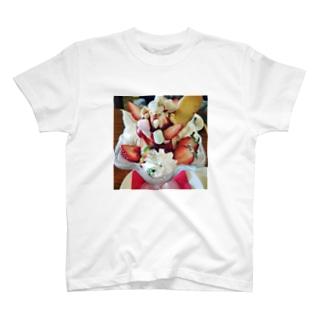 イチゴちゃん T-shirts