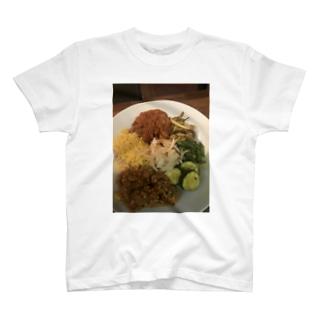 カレープレートうまし! T-shirts