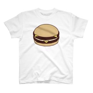 ハンバーガー -1- T-shirts