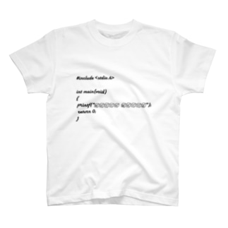 HELLOWORLD T-shirts