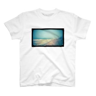 秋の海 T-shirts