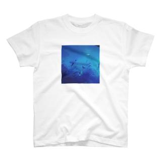 海中散歩 T-shirts