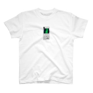 iPhone埋め込んじゃいました T-shirts