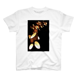 竹灯籠 T-shirts