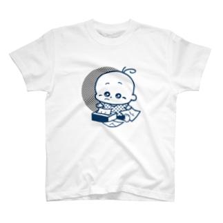 いたずらあちゃかん T-shirts