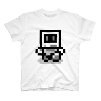 かためのないんさん T-shirts
