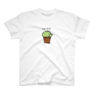 サボテンくん T-shirts