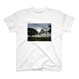 サンセット1 T-shirts