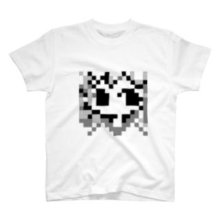 そこに見える影。 T-shirts