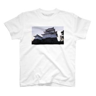 城(小田原) T-shirts