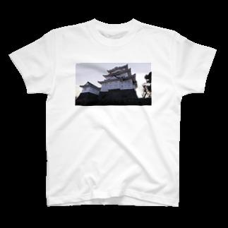 Sakura-yuanの城(小田原) T-shirts