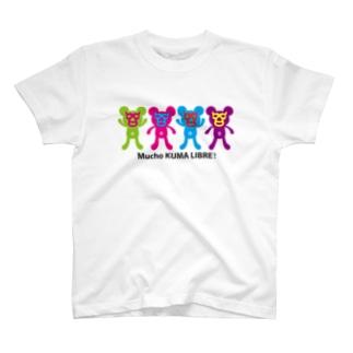 KUMA LIBRE T-shirts