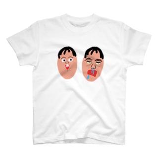 社蓄くん T-shirts
